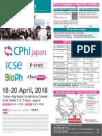 Pamflet CPHI 2018