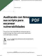 Pentesting NMAP y Sus Scripts