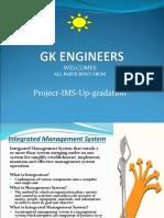 GKE IMS Presentation