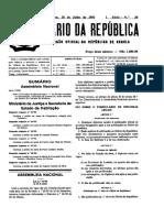 Acordo de Cooperação Juridica Entre Angola e Portugal - 1197