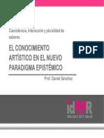 El Conocimiento Artistico en el Nuevo Paradigma Epistemico