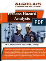 7 Important Step of Process Hazard Analysis - Process Safety