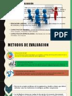 Desarrollo y Evaluacion