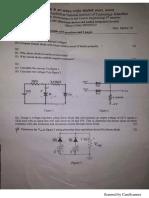 Minors question paper  NIT jalandhar Instumrntation and control