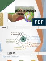 Tema 1 Introducción a La Geología Física