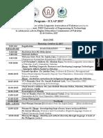 Program - ICLAP 2017