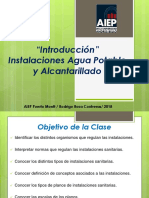 N°2 INTRODUCCION AGUA POTABLE Y ALCANTARILLADO