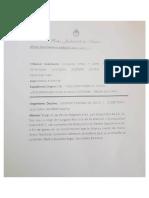 Leavy, Godoy y Guaymas los candidatos oficiales de la fórmula Fernández - Fernández