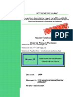 Module n9 Applications de Dessin Assiste Par Ordinateur Tdb Ofppt