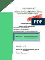 Module n9 Applications de Dessin Assiste Par Ordinateur Tdb Ofppt