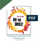 Emergency Evacuation Drill Scenario