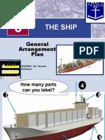 3,1,THE SHIP -EXTERNAL DESCRIPTION .pptx