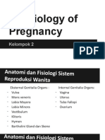 2. Physiological of Pregnancy.