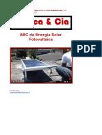 Manual ABC Da Energia Solar Fotovoltaica - Google Docs
