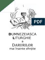 LITURGHIA DARURILOR