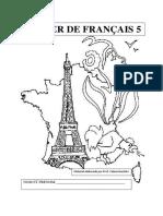 CAHIER DE FRANÇAIS 5.docx
