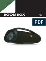 Jbl Boombox Qsg