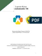 Case Limfadenitis TB Rere