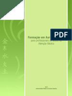 Auriculoterapia Formação - Atenção Básica