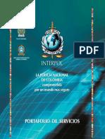 Cartilla Interpol