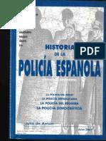 Historia de la policia española