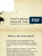 Visual Explanations Book Review