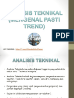 Analisis Teknikal (Trend)
