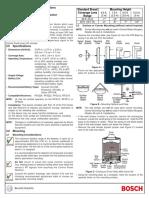 RF920 Motion Installation Manual