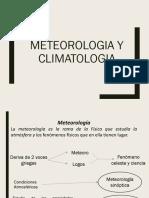19 meteorología