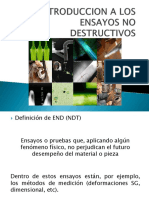 Introduccion a Los Ensayos No Destructivos 2018