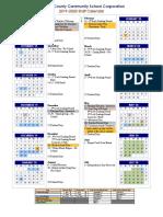 mccsc 2019-2020 calendar