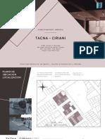 Analisis Acondicionamiento - Tacna