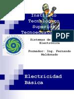 Curso Principios Electricidad Calculo Analisis Circuitos Electricos Materiales Magnetismo Instrumentos Diagramas