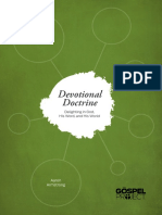Devotional Doctrine