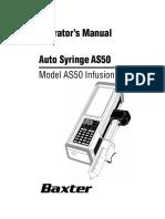 Auto Syringe As50