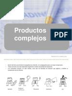 Productos Complejos