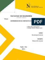 BIORREMEDIACIÓN_COMPUESTOS_ORGÁNICOS