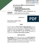 D Sentencia Píldora 040719