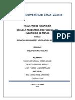 La Seguridad Minera en El Perú Rojas y Tantarico 1