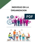 Individuo en La Organizacion