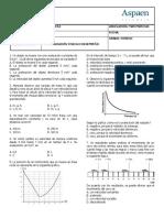 Evaluación de Física_ Material