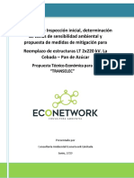 Propuesta Liberación Ambiental Fase Inspeccion Inicial