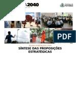 Fortaleza2040 Revista Sintese Das Propagacoes Estrategicas 23-05-2016