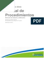 Manual de Procedimiento (Tucuman) 2014