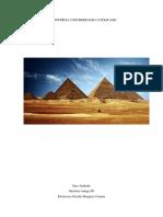 Estudo sobre Egito Antigo