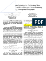 The wavelength selection for calibrating PPG.pdf