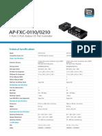 AP Fxc 0210datasheet En