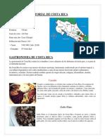 Extensión Territorial de Costa Rica