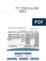 Quality Tools & Iso 9001