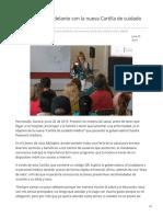 27-06-2019 Sonora un paso adelante con la nueva Cartilla de cuidado médico digital - Canal Sonora.